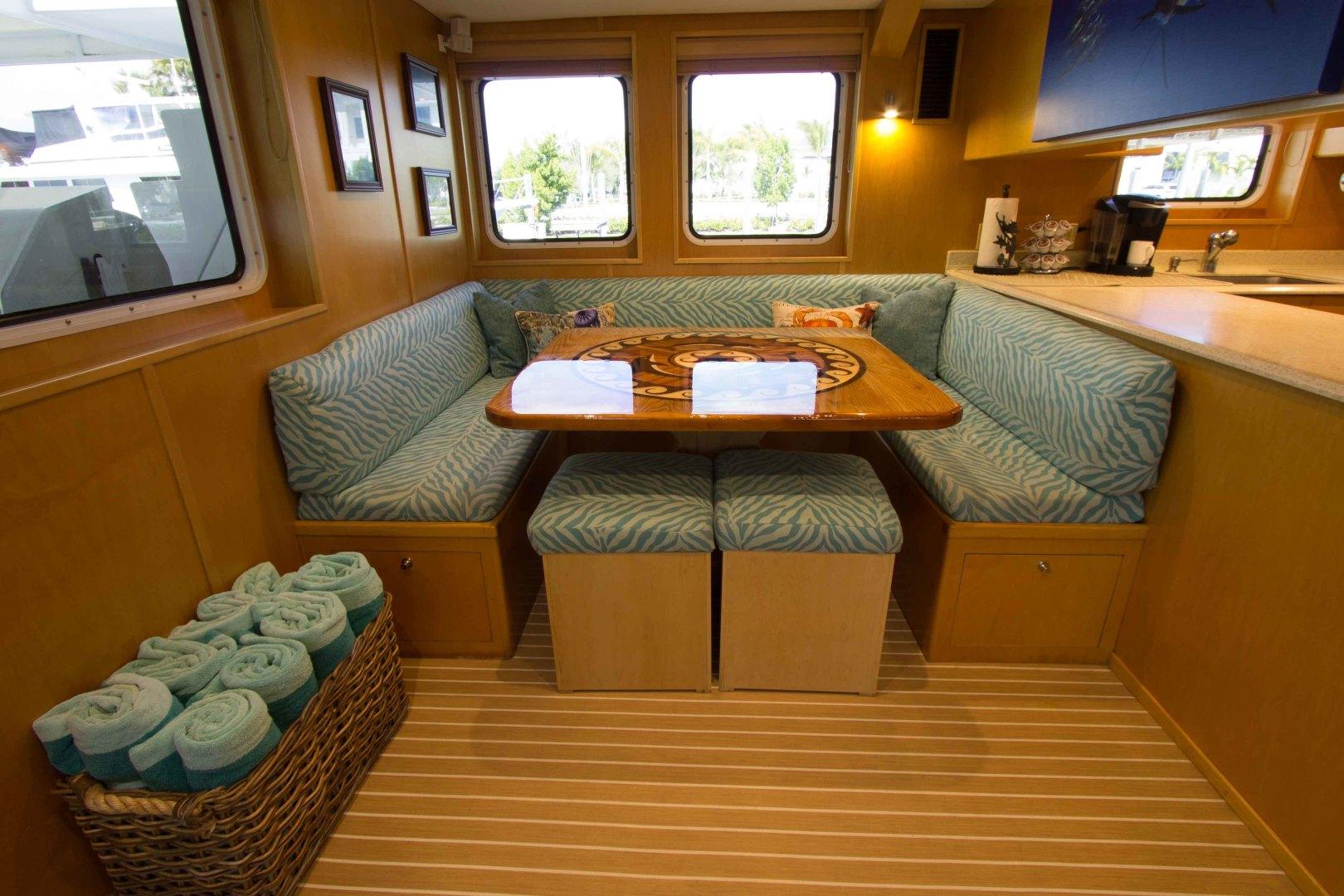 Theriault & Son-Custom Catamaran 2000-Slumber Venture Fort Lauderdale-Florida-United States-1625440 | Thumbnail