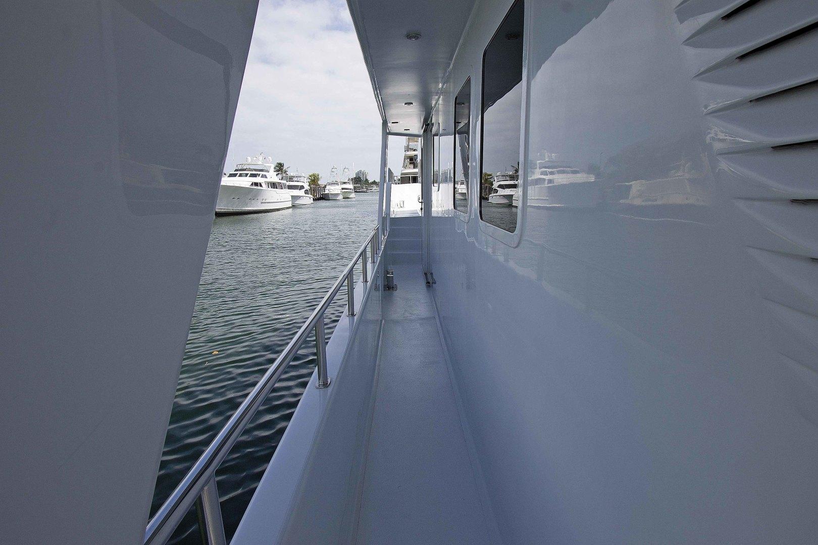 Theriault & Son-Custom Catamaran 2000-Slumber Venture Fort Lauderdale-Florida-United States-1625418 | Thumbnail