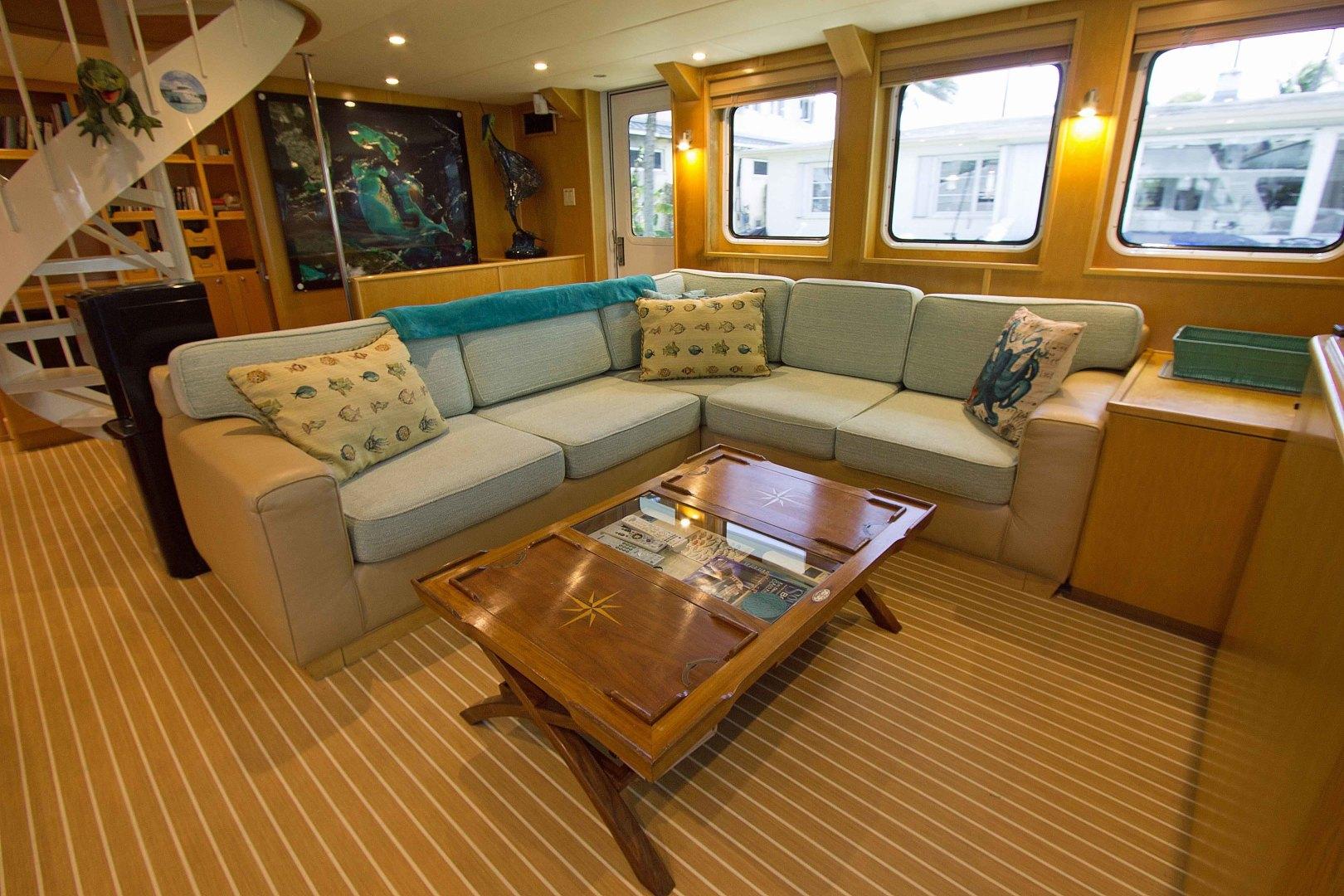 Theriault & Son-Custom Catamaran 2000-Slumber Venture Fort Lauderdale-Florida-United States-1625442 | Thumbnail