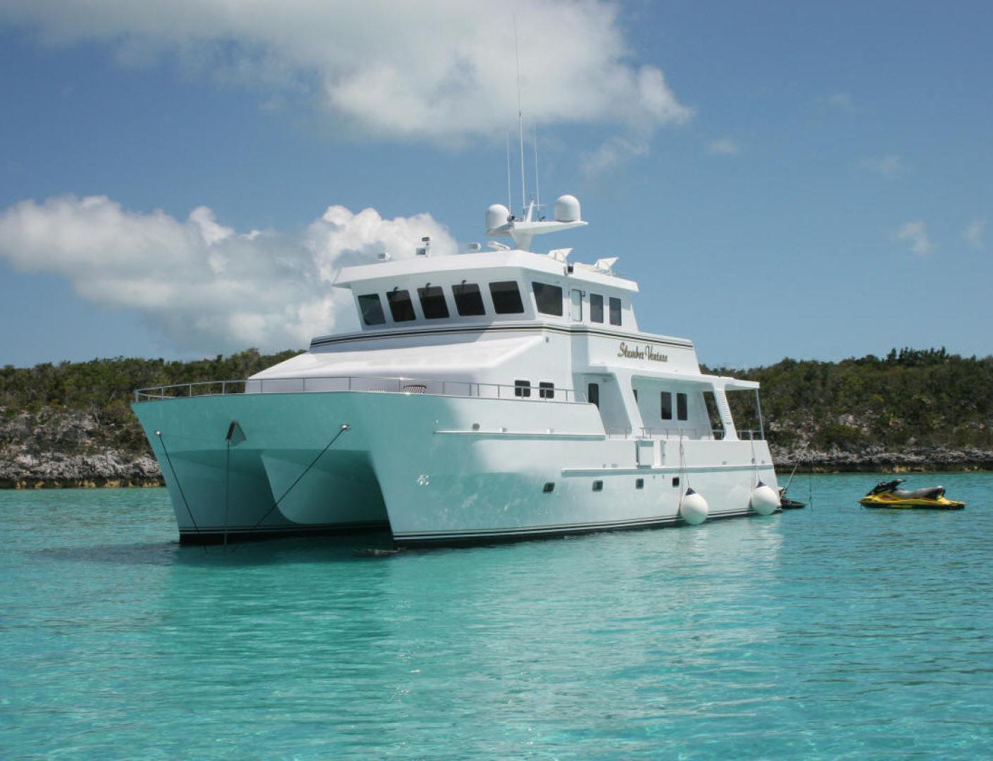 Theriault & Son-Custom Catamaran 2000-Slumber Venture Fort Lauderdale-Florida-United States-1604557 | Thumbnail