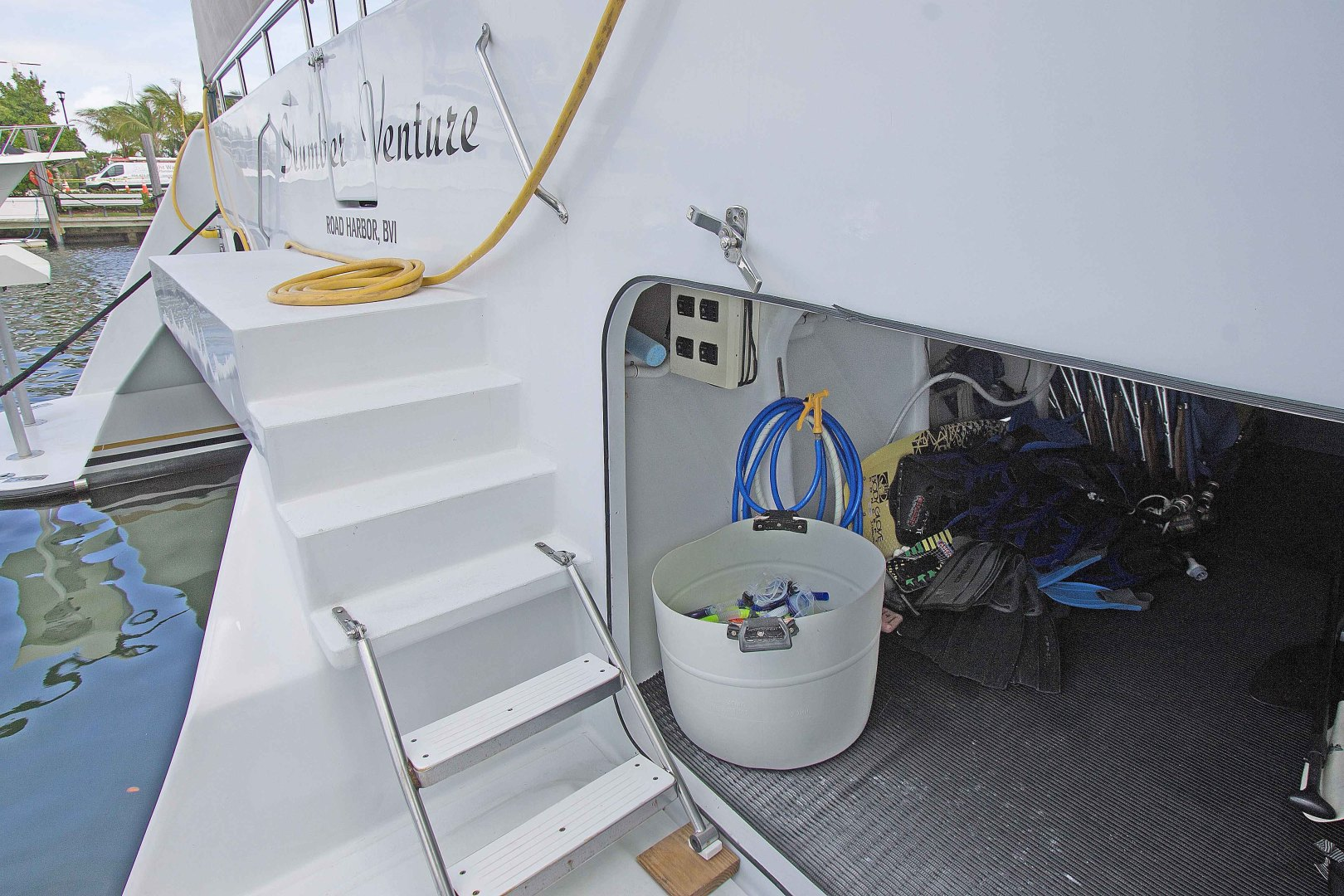 Theriault & Son-Custom Catamaran 2000-Slumber Venture Fort Lauderdale-Florida-United States-1625410 | Thumbnail
