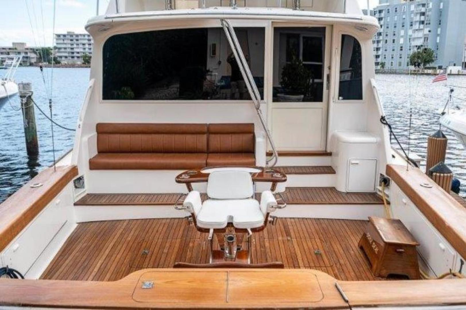 Ocean Yachts-Convertible 1993-DONE DEAL Brigantine-New Jersey-United States-Cockpit-1594449 | Thumbnail