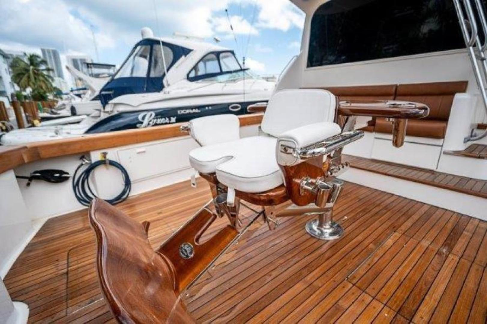 Ocean Yachts-Convertible 1993-DONE DEAL Brigantine-New Jersey-United States-Fighting Chair-1594451 | Thumbnail
