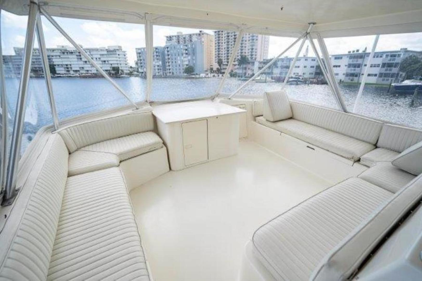 Ocean Yachts-Convertible 1993-DONE DEAL Brigantine-New Jersey-United States-Bridge Seating-1594447 | Thumbnail