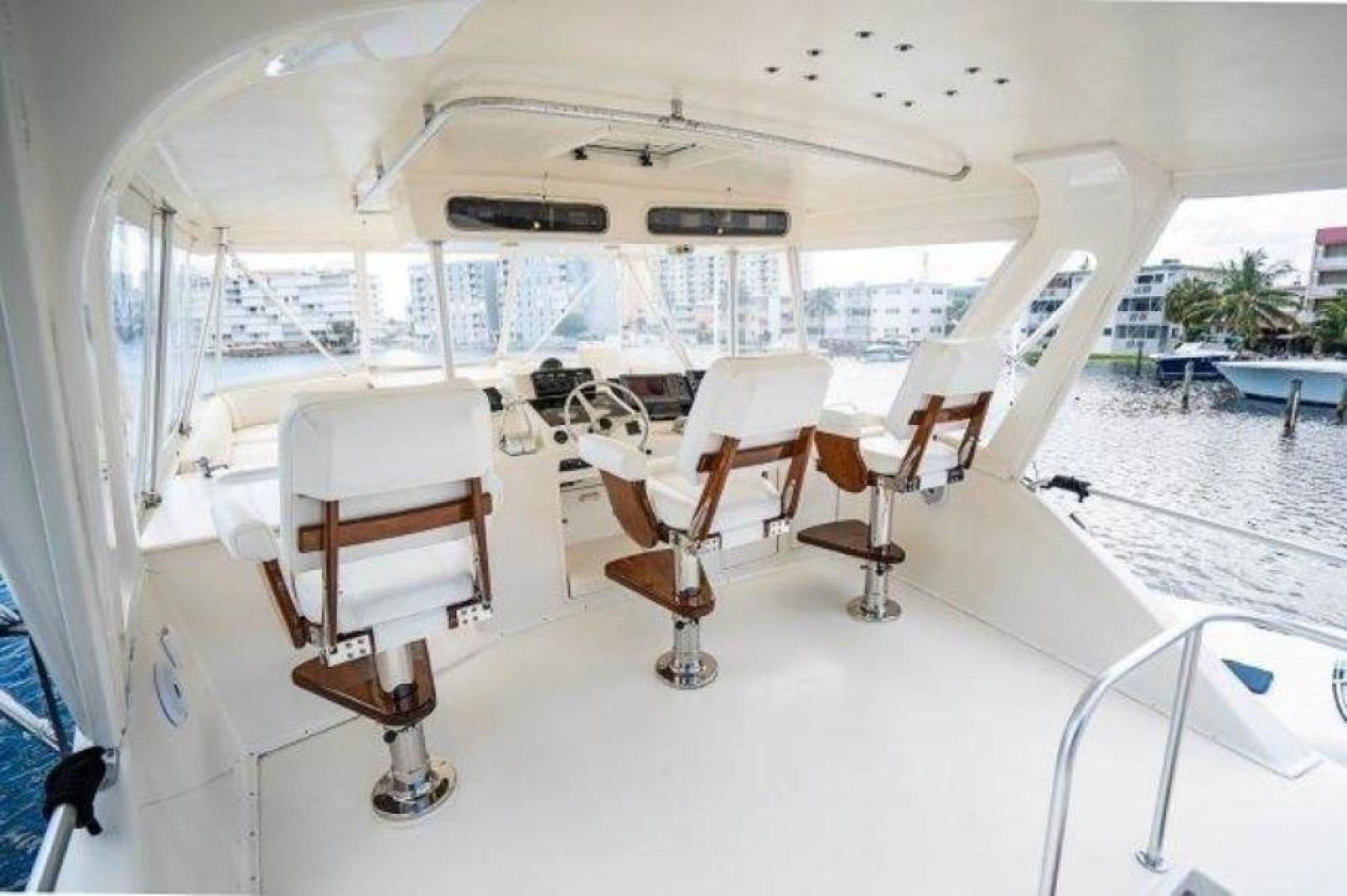 Ocean Yachts-Convertible 1993-DONE DEAL Brigantine-New Jersey-United States-Helm Chairs-1594444 | Thumbnail