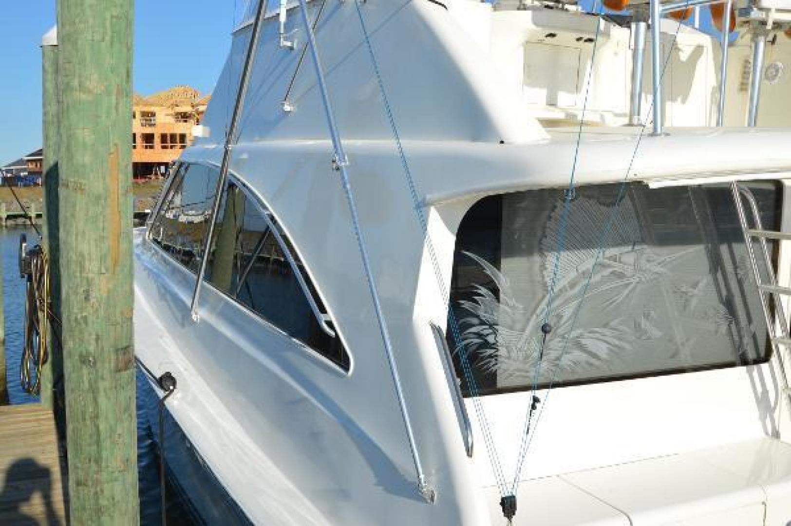 Ocean Yachts-60 Super Sport 1999-Nauti Norwegian Deale-Maryland-United States-1596059 | Thumbnail