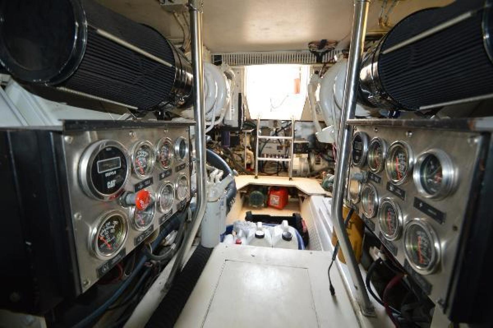 Ocean Yachts-60 Super Sport 1999-Nauti Norwegian Deale-Maryland-United States-1596117 | Thumbnail