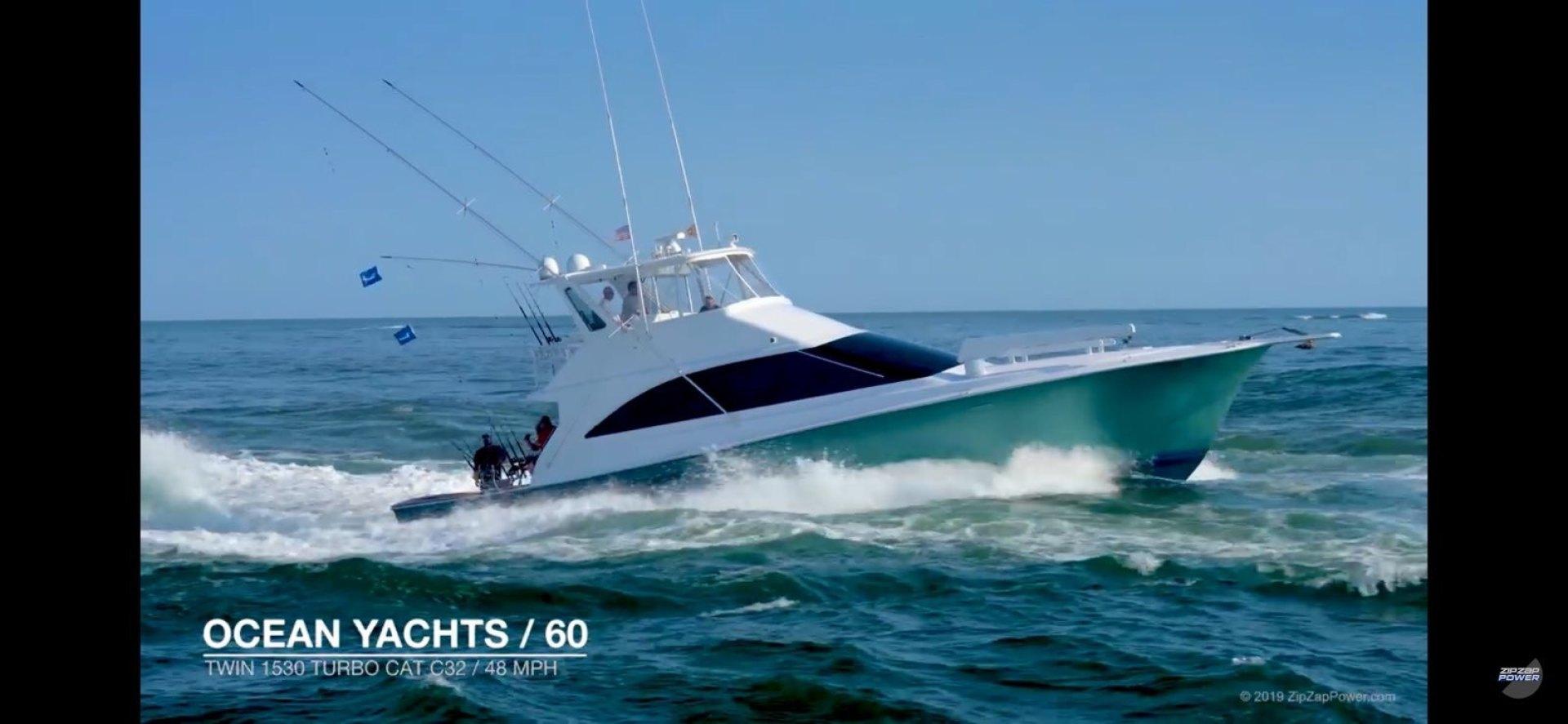 Ocean Yachts-60 Super Sport 1999-Nauti Norwegian Deale-Maryland-United States-1596127 | Thumbnail