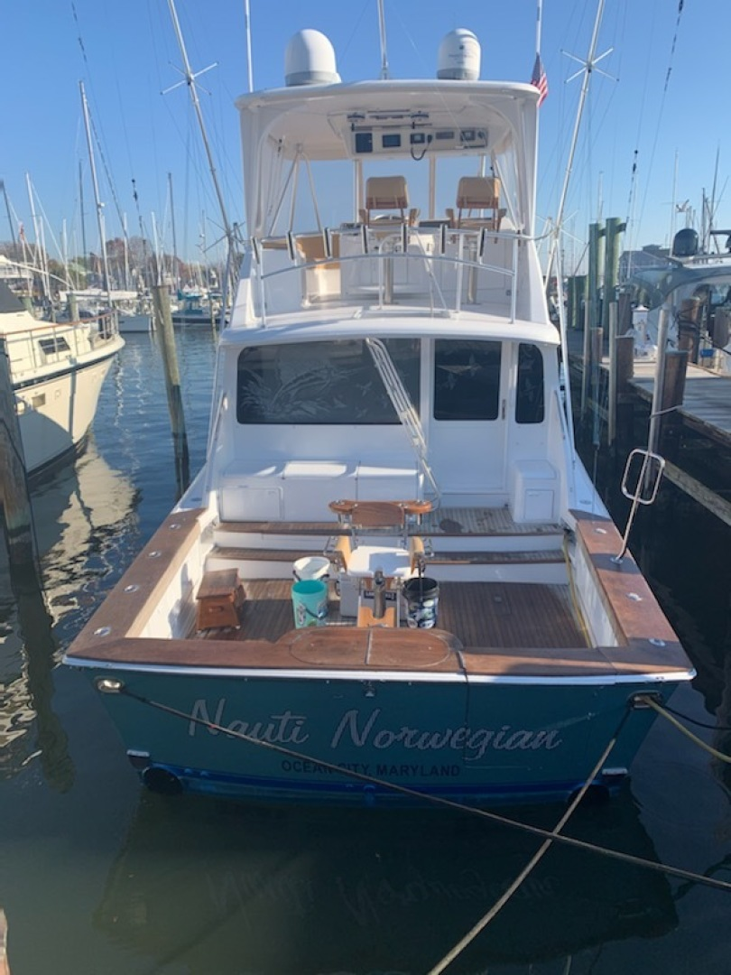 Ocean Yachts-60 Super Sport 1999-Nauti Norwegian Deale-Maryland-United States-1596051 | Thumbnail