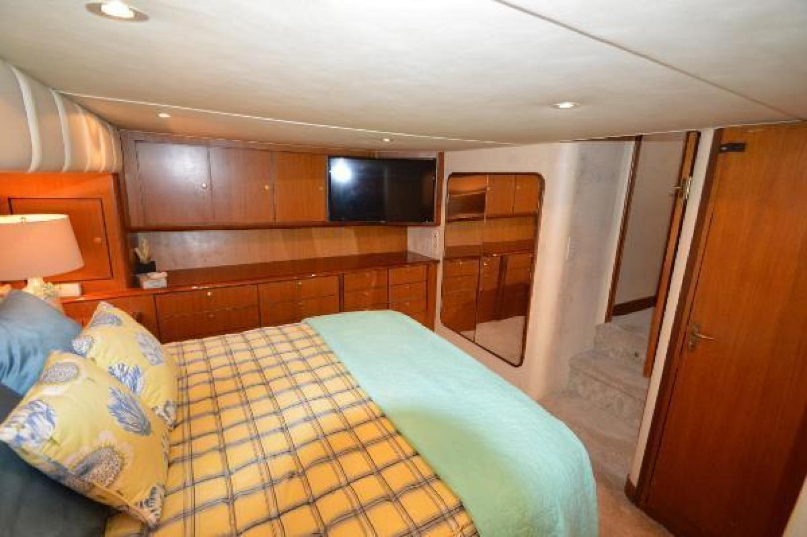 Ocean Yachts-60 Super Sport 1999-Nauti Norwegian Deale-Maryland-United States-1596090 | Thumbnail