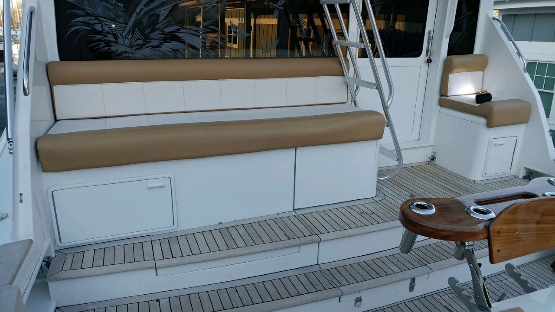 Ocean Yachts-60 Super Sport 1999-Nauti Norwegian Deale-Maryland-United States-1596062 | Thumbnail