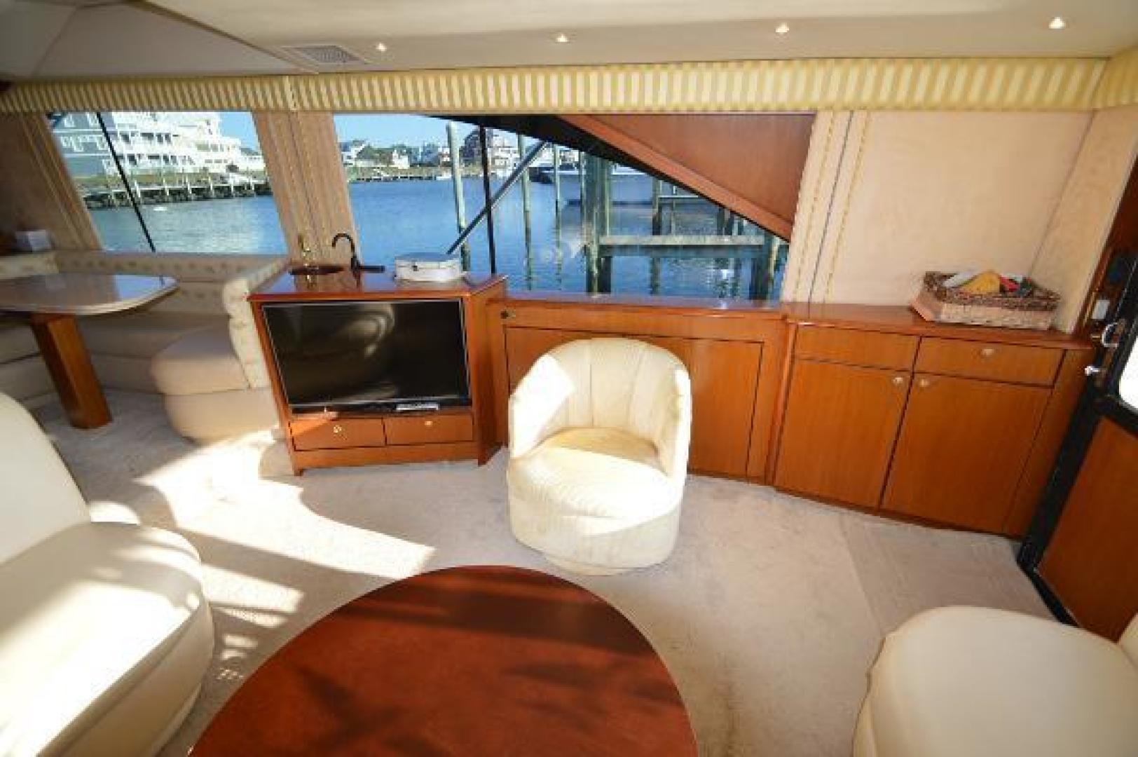 Ocean Yachts-60 Super Sport 1999-Nauti Norwegian Deale-Maryland-United States-1596077 | Thumbnail