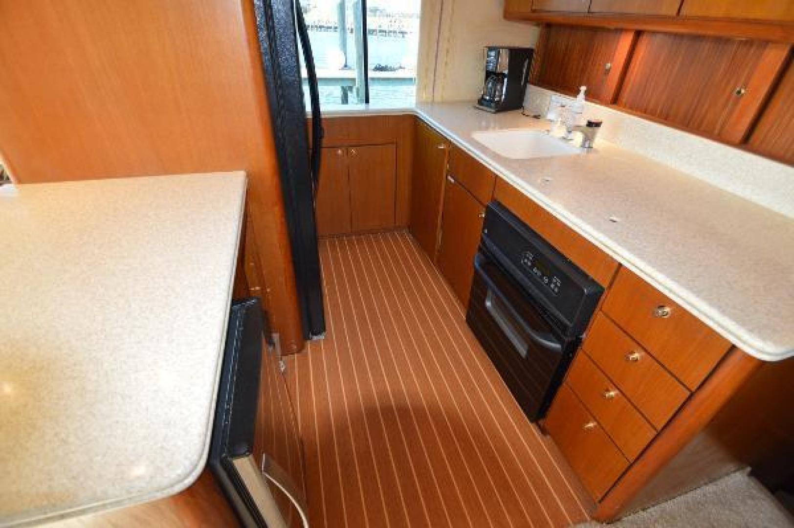 Ocean Yachts-60 Super Sport 1999-Nauti Norwegian Deale-Maryland-United States-1596084 | Thumbnail
