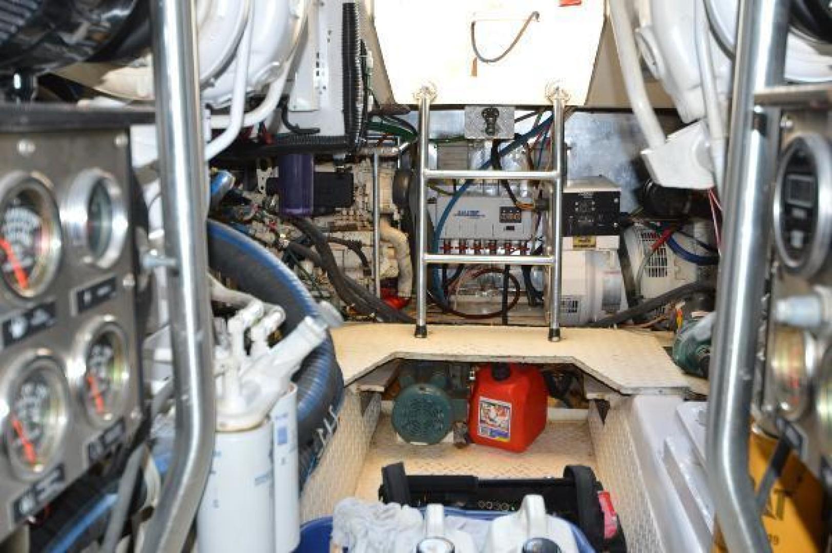 Ocean Yachts-60 Super Sport 1999-Nauti Norwegian Deale-Maryland-United States-1596118 | Thumbnail