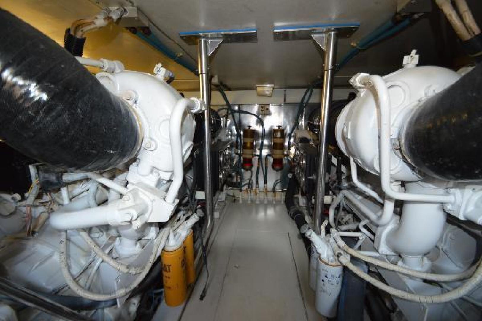Ocean Yachts-60 Super Sport 1999-Nauti Norwegian Deale-Maryland-United States-1596114 | Thumbnail