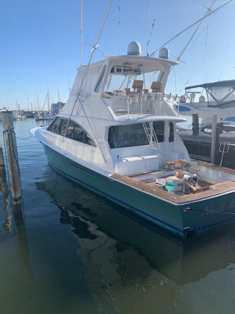 Ocean Yachts-60 Super Sport 1999-Nauti Norwegian Deale-Maryland-United States-1596052 | Thumbnail