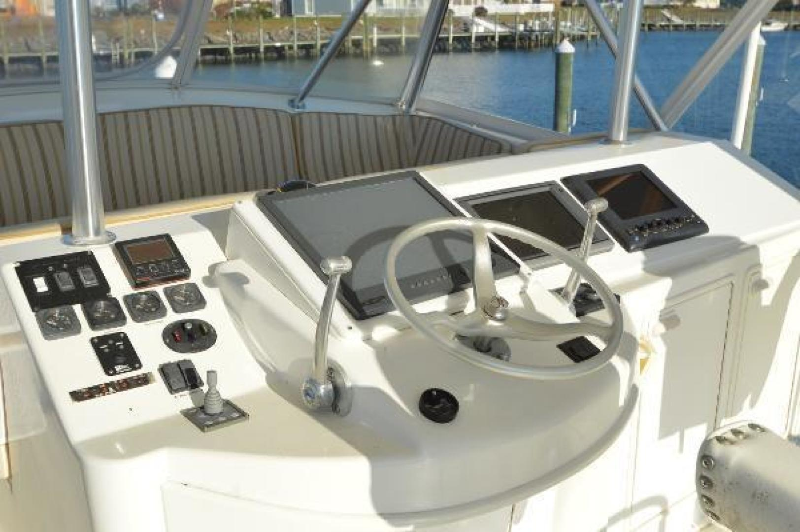 Ocean Yachts-60 Super Sport 1999-Nauti Norwegian Deale-Maryland-United States-1596071 | Thumbnail