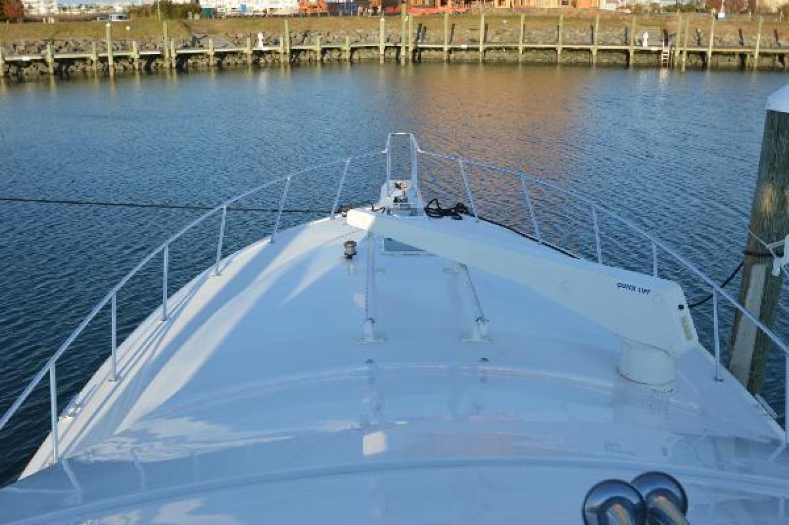 Ocean Yachts-60 Super Sport 1999-Nauti Norwegian Deale-Maryland-United States-1596120 | Thumbnail