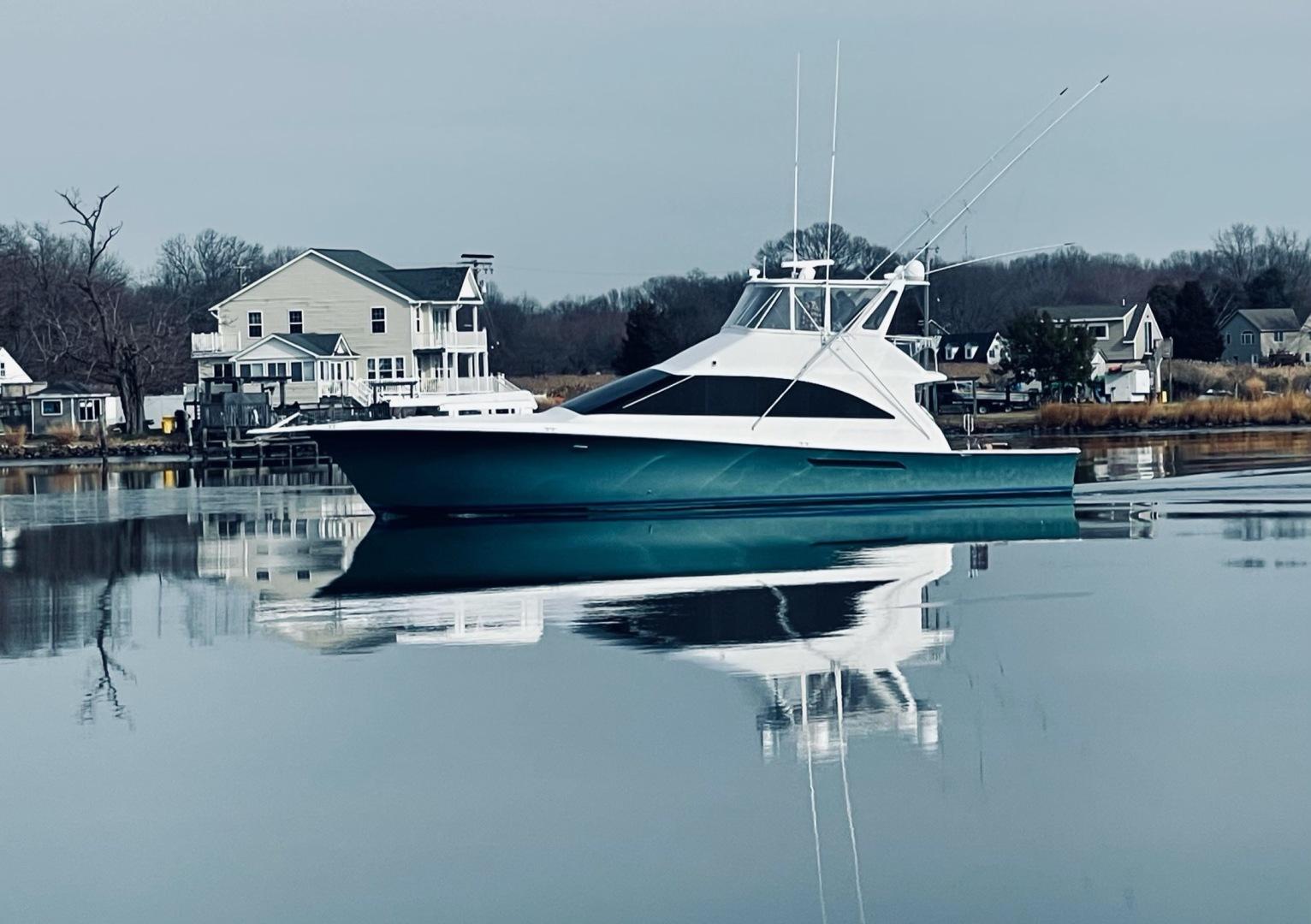 Ocean Yachts-60 Super Sport 1999-Nauti Norwegian Deale-Maryland-United States-1596048 | Thumbnail