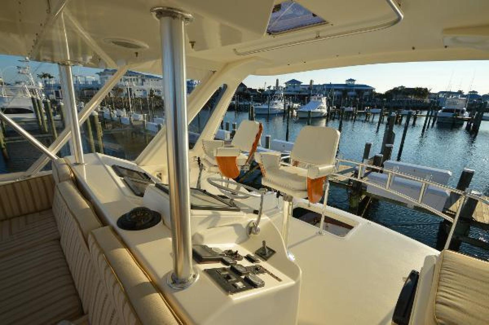 Ocean Yachts-60 Super Sport 1999-Nauti Norwegian Deale-Maryland-United States-1596121 | Thumbnail