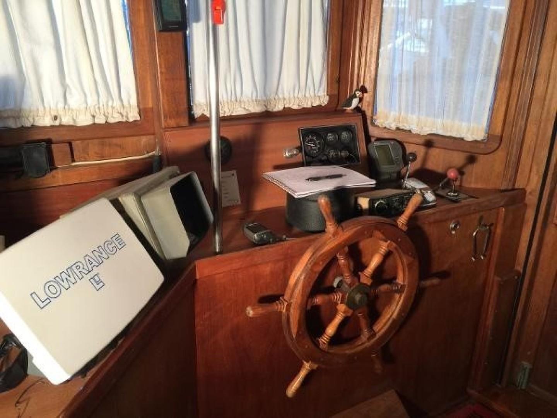 Marine Trader-Pilgrim 40 North Castle Marine 1984 -Harrison-Tennessee-United States-1597888 | Thumbnail