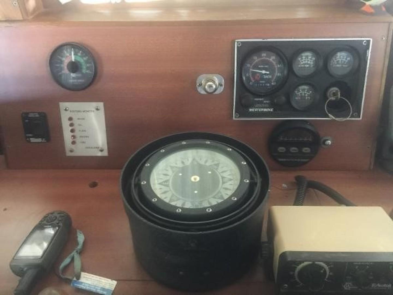 Marine Trader-Pilgrim 40 North Castle Marine 1984 -Harrison-Tennessee-United States-1597911 | Thumbnail