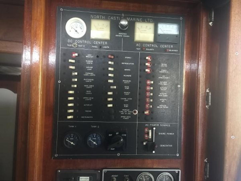 Marine Trader-Pilgrim 40 North Castle Marine 1984 -Harrison-Tennessee-United States-1597873 | Thumbnail