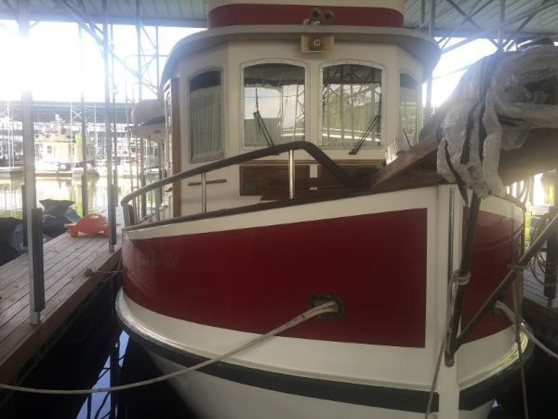 Marine Trader-Pilgrim 40 North Castle Marine 1984 -Harrison-Tennessee-United States-1597910 | Thumbnail