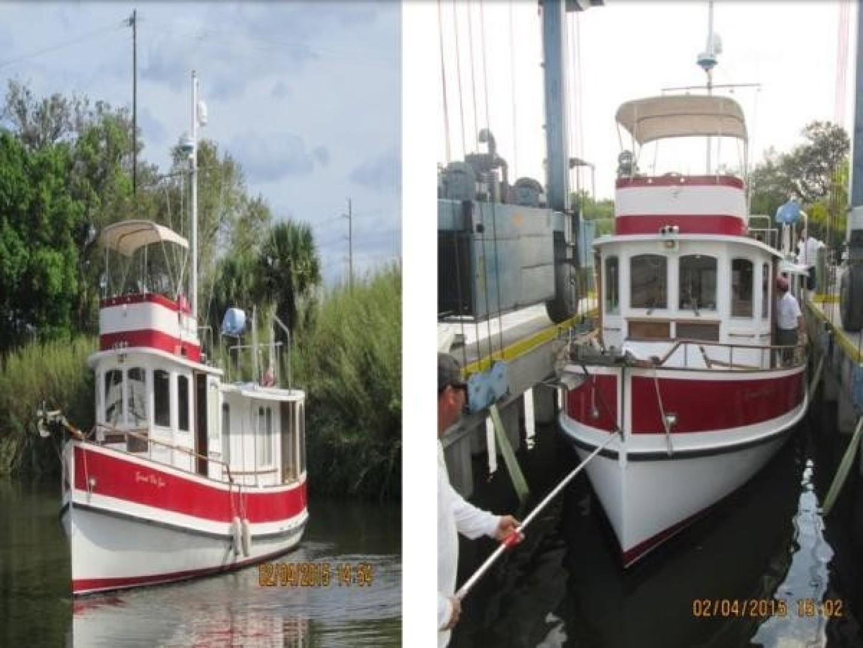 Marine Trader-Pilgrim 40 North Castle Marine 1984 -Harrison-Tennessee-United States-1597869 | Thumbnail
