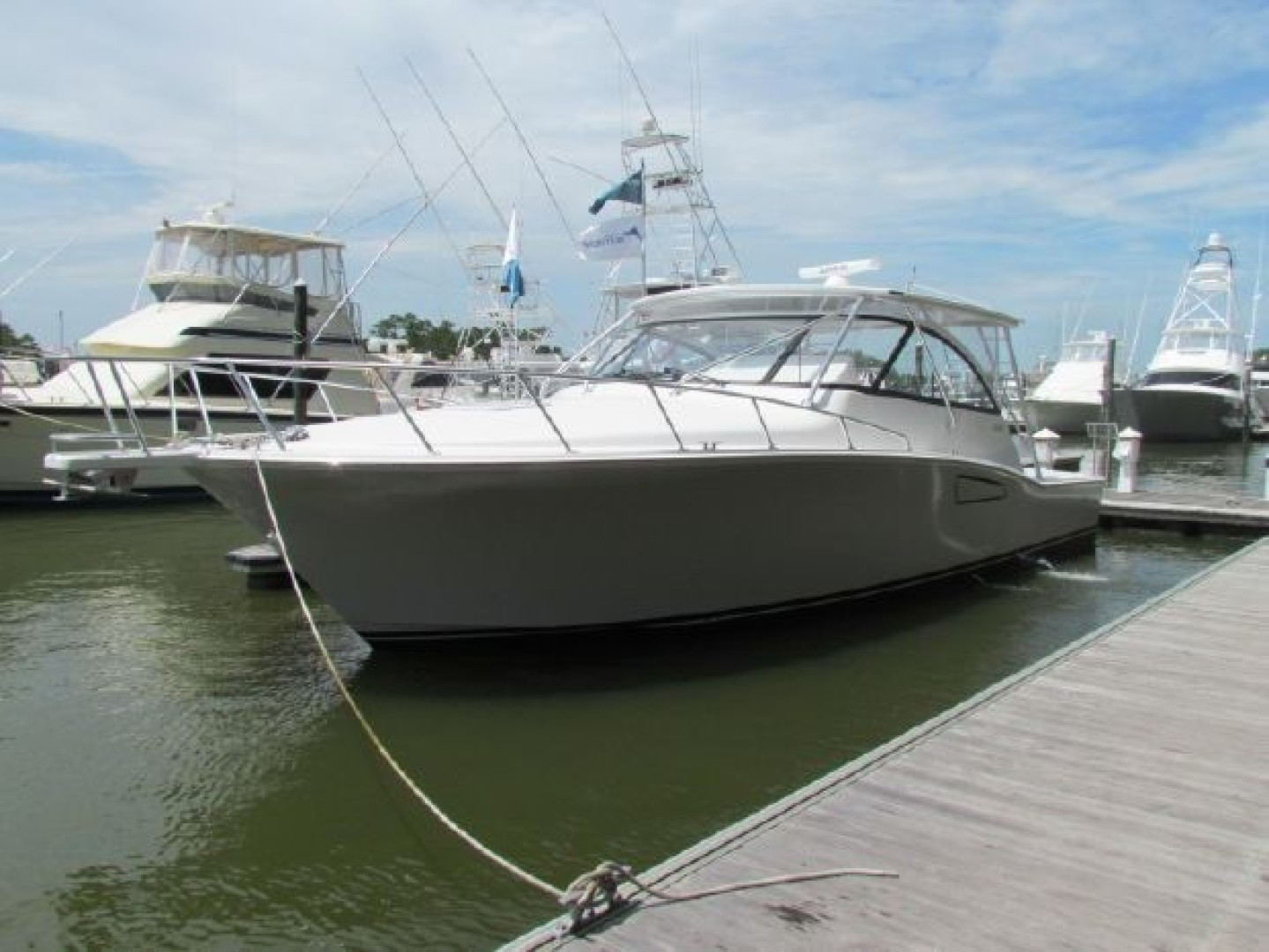 Cabo-41 Express cruiser 2019-41 Cabo New Express Cruiser Orange Beach-Alabama-United States-1596895 | Thumbnail