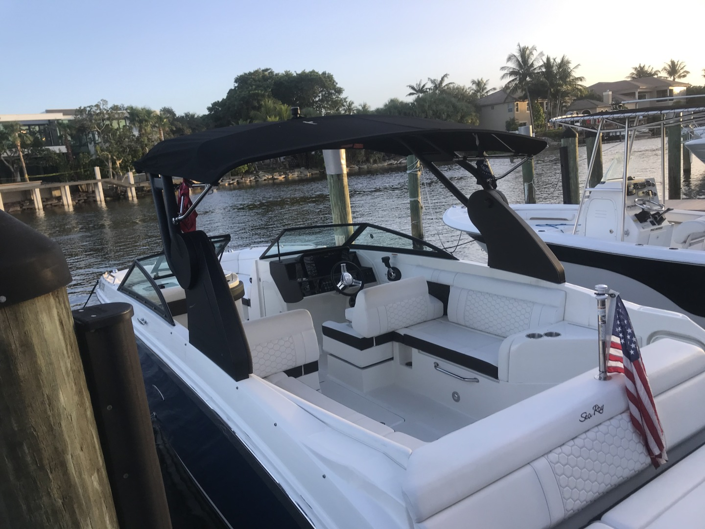 Sea Ray-SDX 270 Outboard 2019-Make It A Habit Delray Beach-Florida-United States-1597847 | Thumbnail