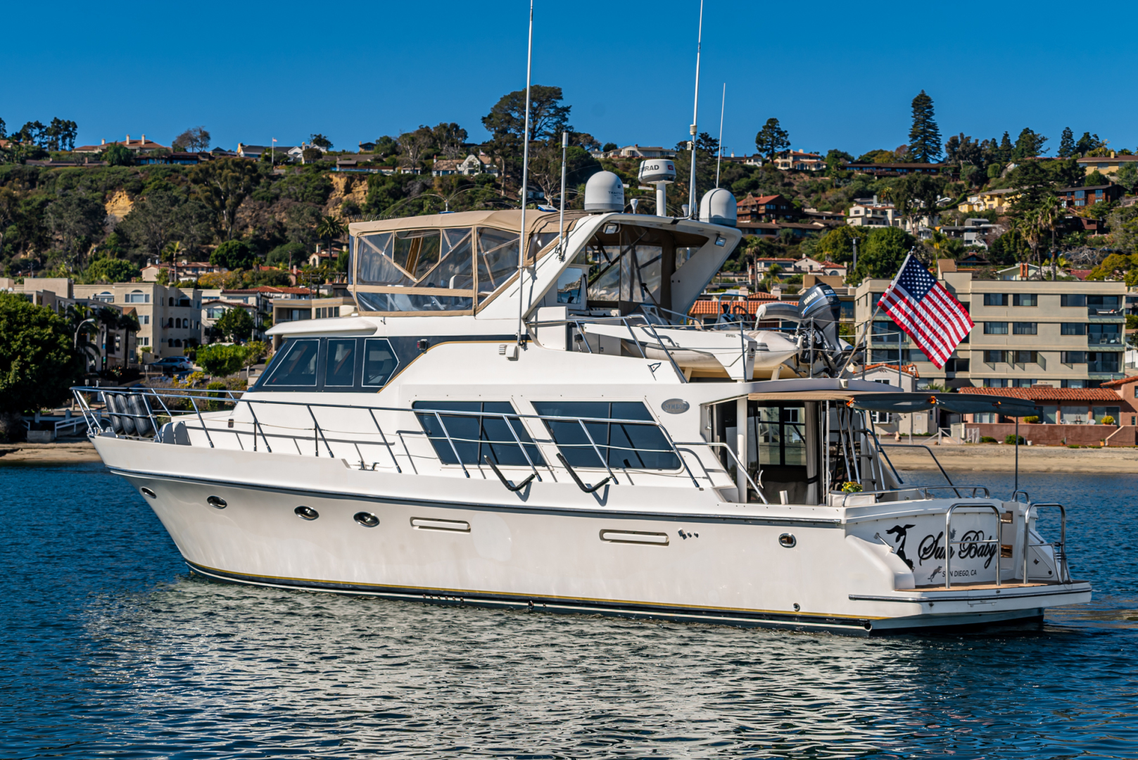 Picture Of: 54' Symbol 52 2000 Yacht For Sale | 1 of 64