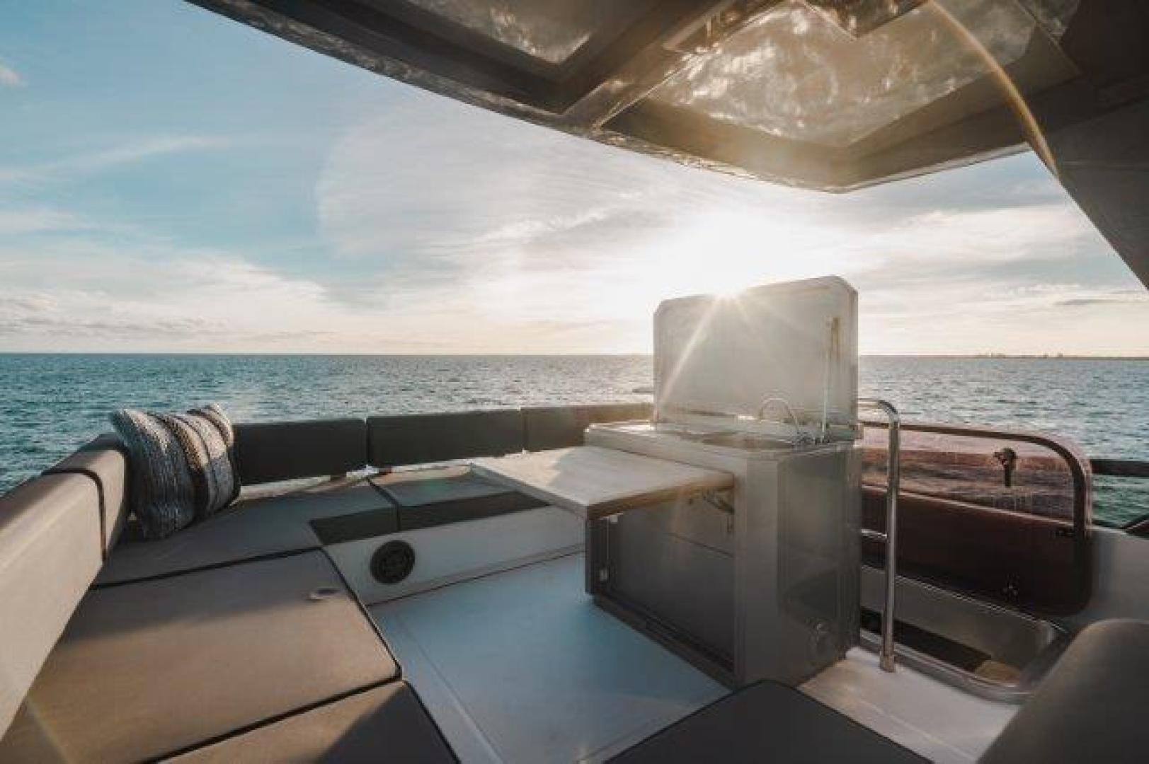 Okean-Flybridge 2019-VEDGE Miami-Florida-United States-Bridge Deck-1600202 | Thumbnail