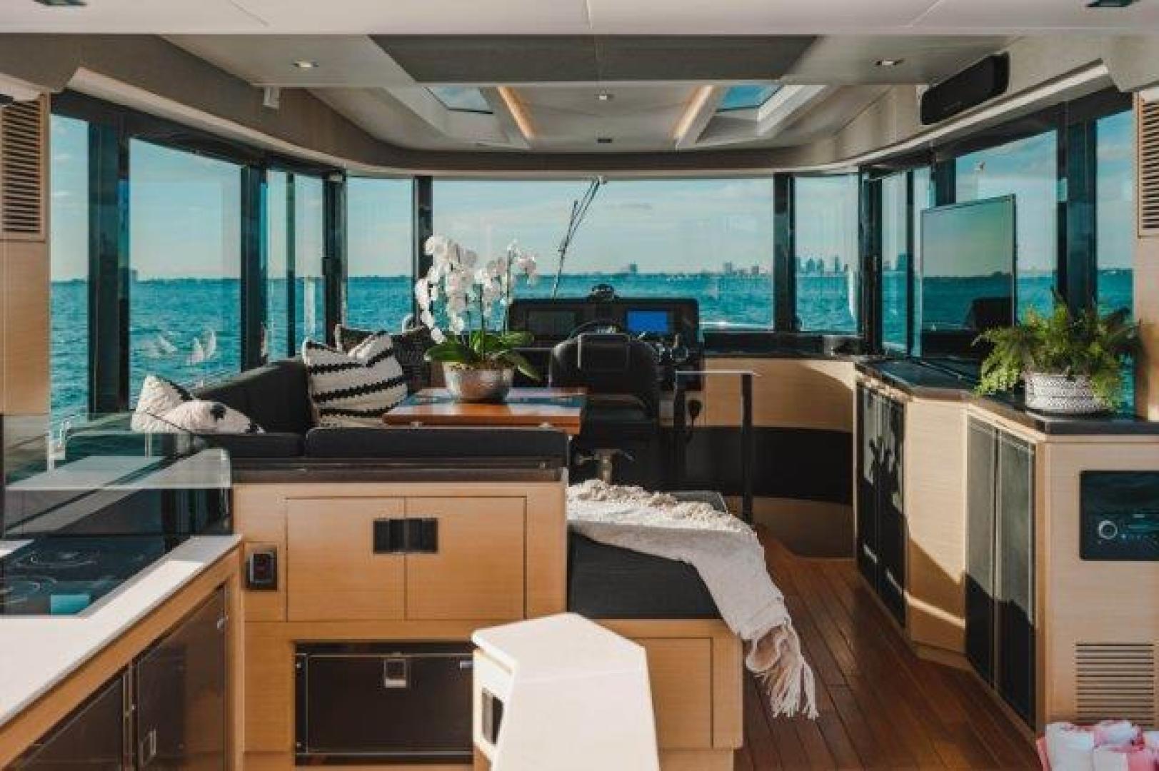 Okean-Flybridge 2019-VEDGE Miami-Florida-United States-Salon-1600170 | Thumbnail