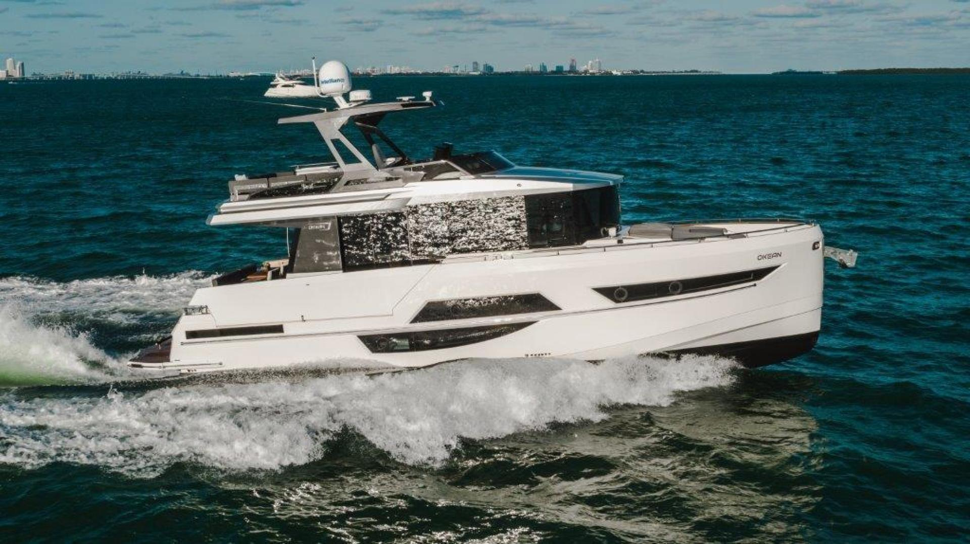 Okean-Flybridge 2019-VEDGE Miami-Florida-United States-VEDGE-1600207 | Thumbnail