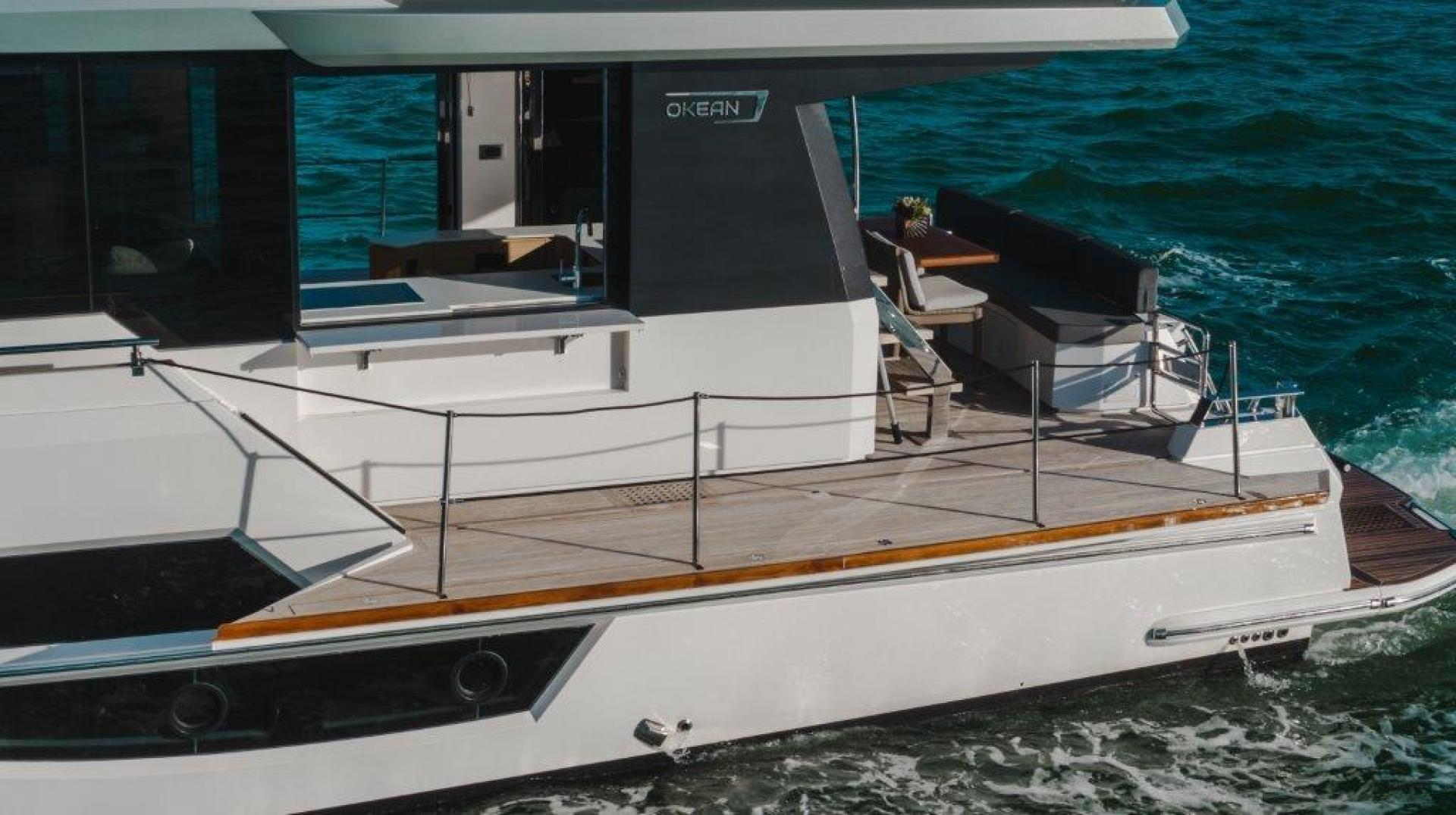 Okean-Flybridge 2019-VEDGE Miami-Florida-United States-VEDGE-1600210 | Thumbnail