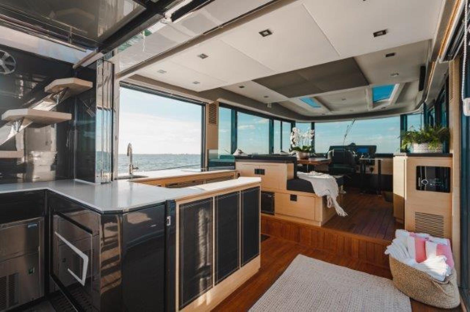 Okean-Flybridge 2019-VEDGE Miami-Florida-United States-Salon-1600169 | Thumbnail