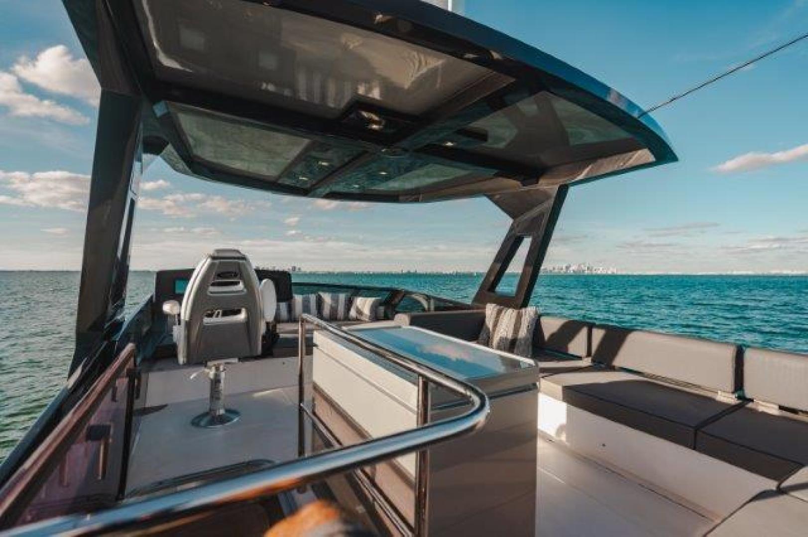Okean-Flybridge 2019-VEDGE Miami-Florida-United States-Bridge Deck-1600195 | Thumbnail