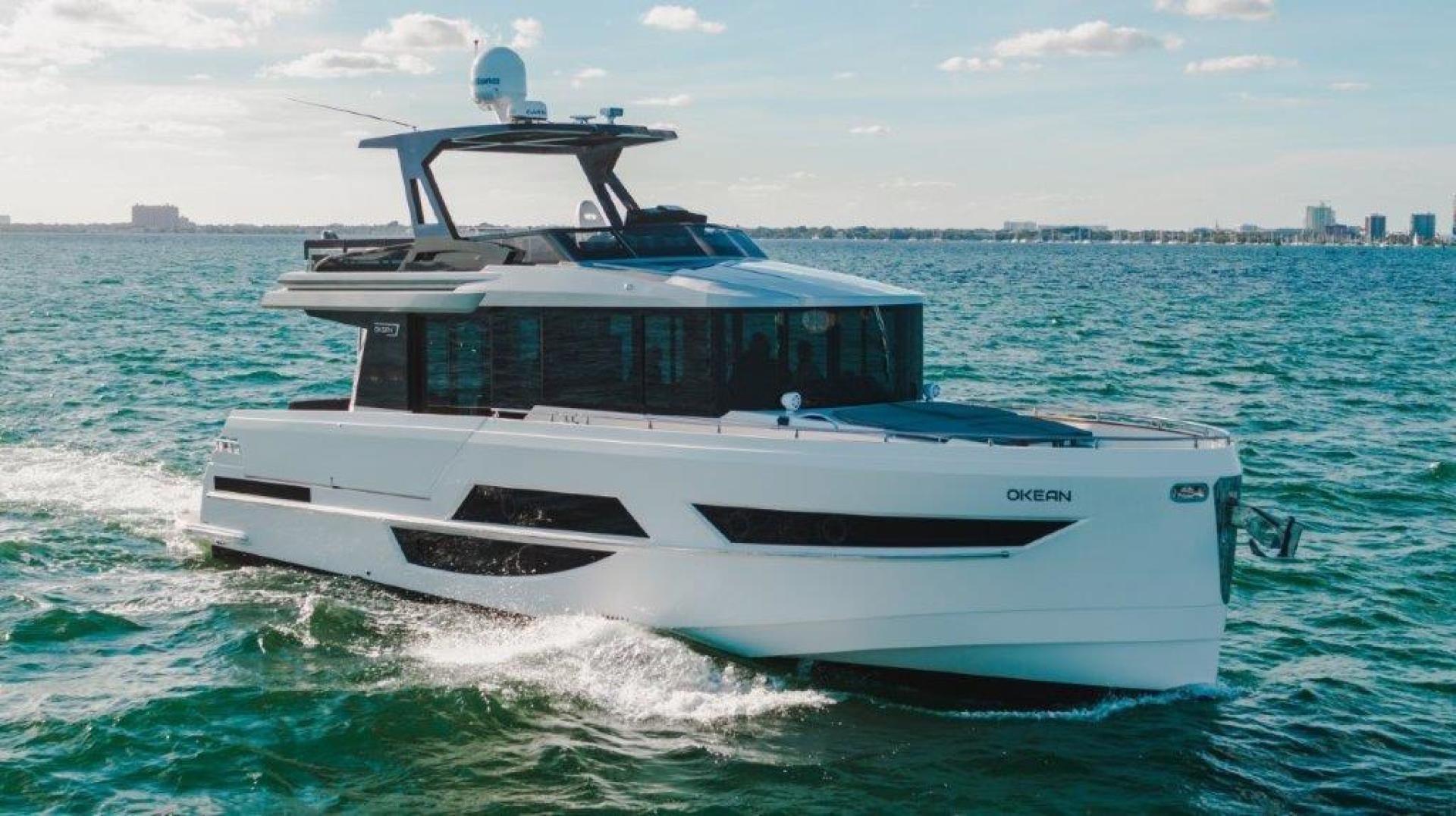 Okean-Flybridge 2019-VEDGE Miami-Florida-United States-VEDGE-1600203 | Thumbnail