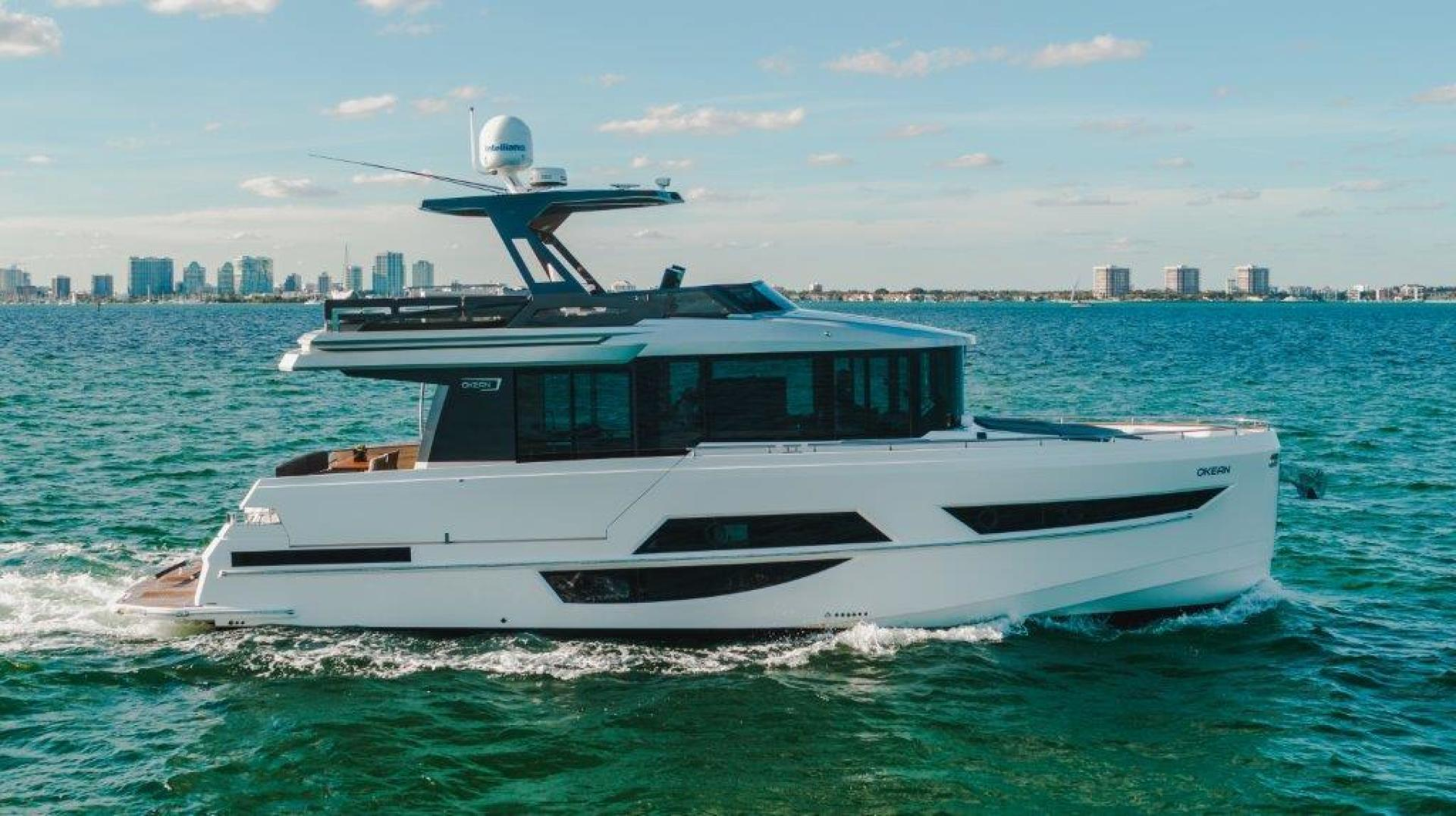 Okean-Flybridge 2019-VEDGE Miami-Florida-United States-VEDGE-1600168 | Thumbnail
