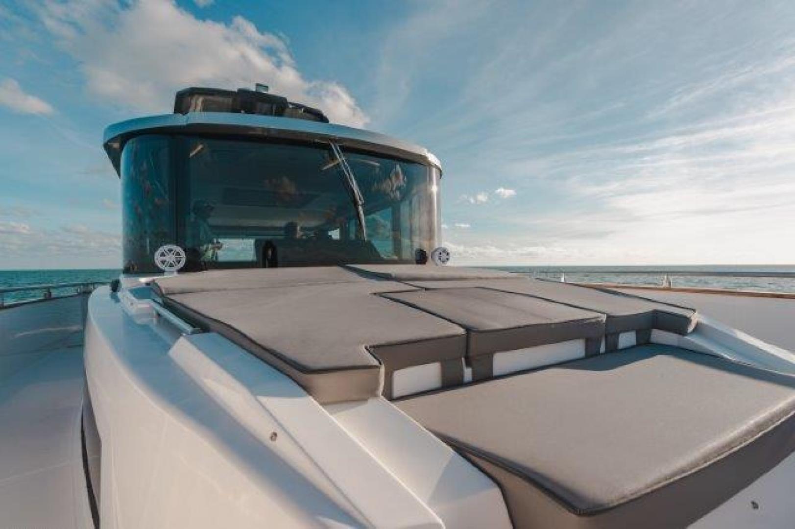 Okean-Flybridge 2019-VEDGE Miami-Florida-United States-Bow-1600201 | Thumbnail