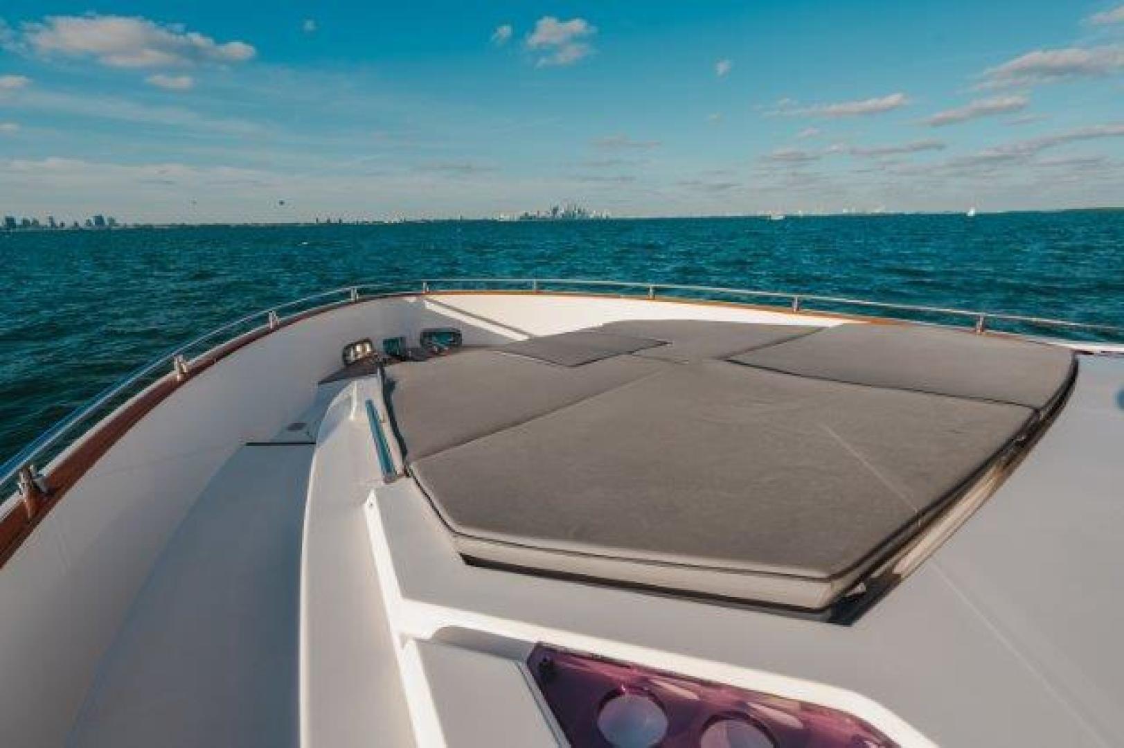 Okean-Flybridge 2019-VEDGE Miami-Florida-United States-Bow-1600200 | Thumbnail