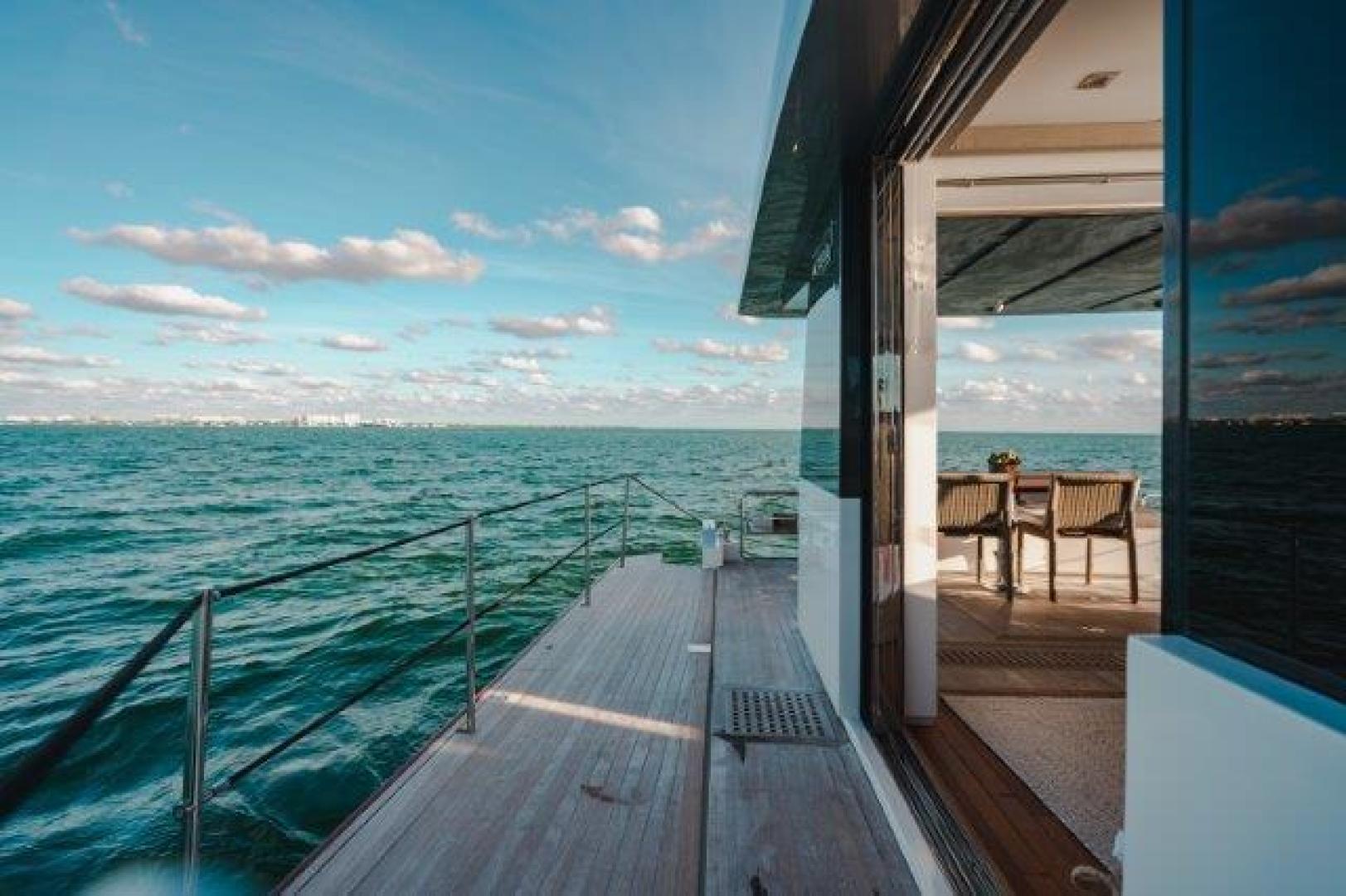 Okean-Flybridge 2019-VEDGE Miami-Florida-United States-Deck-1600181 | Thumbnail