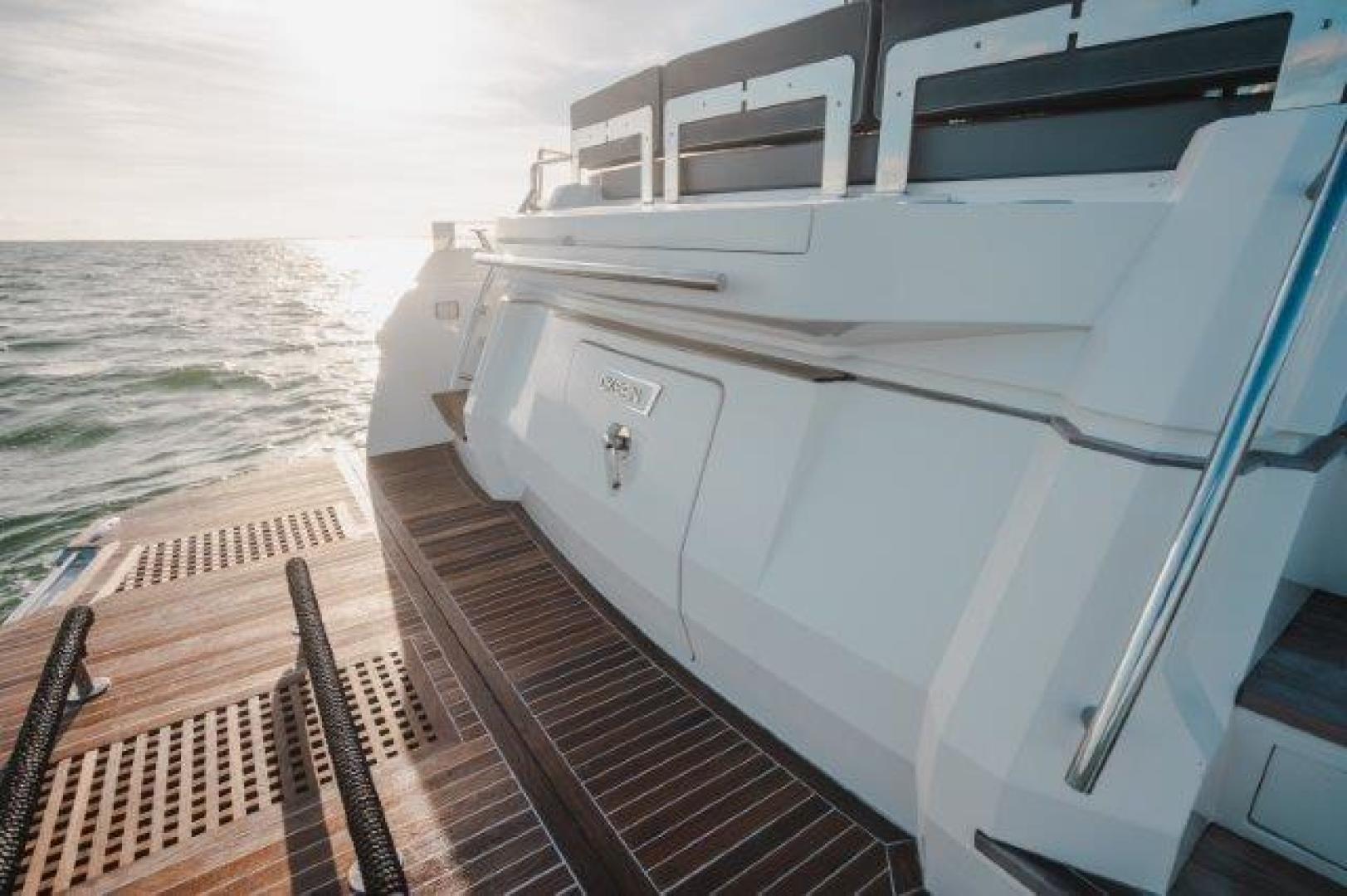 Okean-Flybridge 2019-VEDGE Miami-Florida-United States-Swim Platform-1600191 | Thumbnail