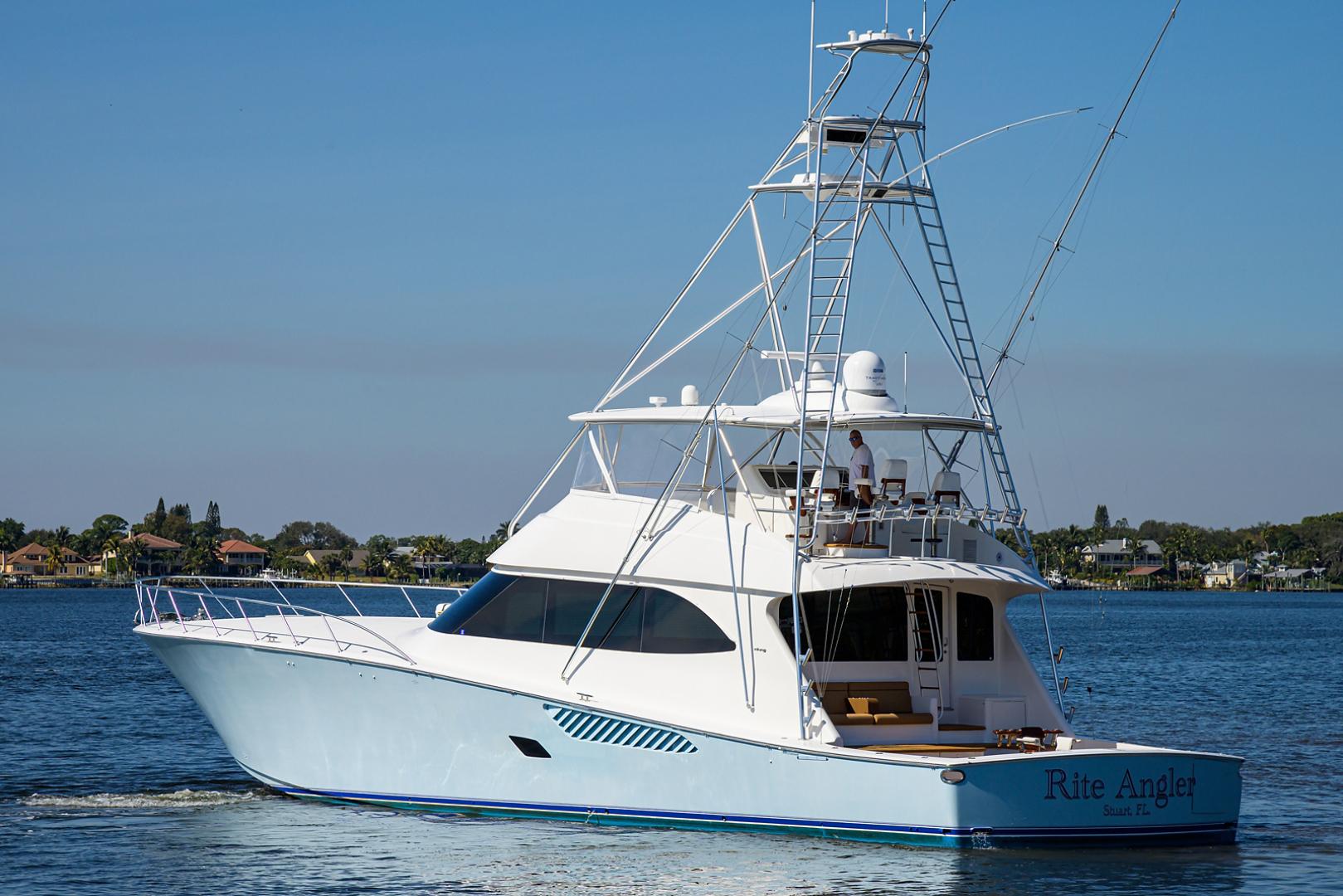 Viking-Convertible  2010-RITE ANGLER Stuart-Florida-United States-RITE ANGLER-1601795 | Thumbnail