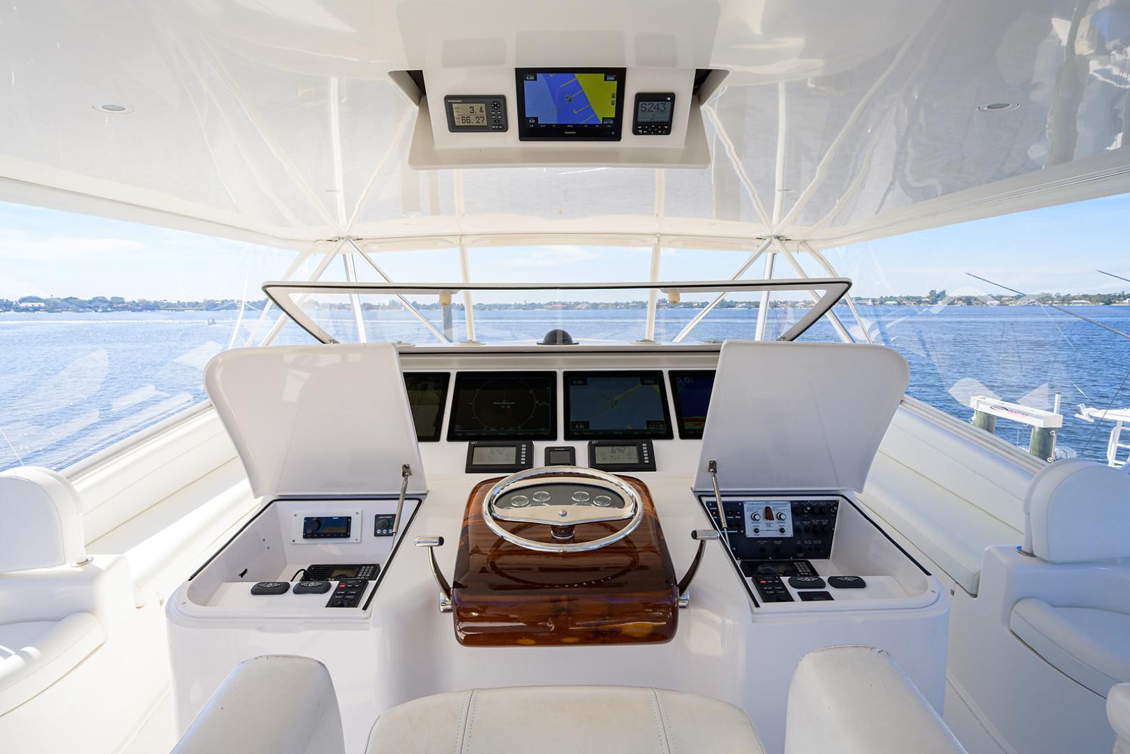 Viking-Convertible  2010-RITE ANGLER Stuart-Florida-United States-Flybridge-1601792 | Thumbnail