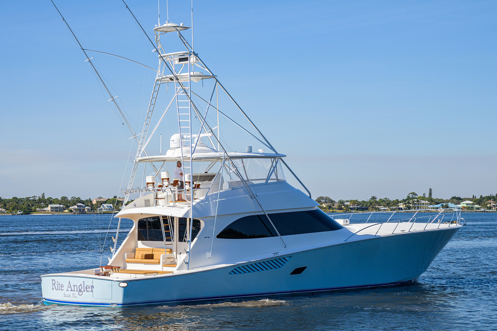 Viking-Convertible  2010-RITE ANGLER Stuart-Florida-United States-RITE ANGLER-1601797 | Thumbnail