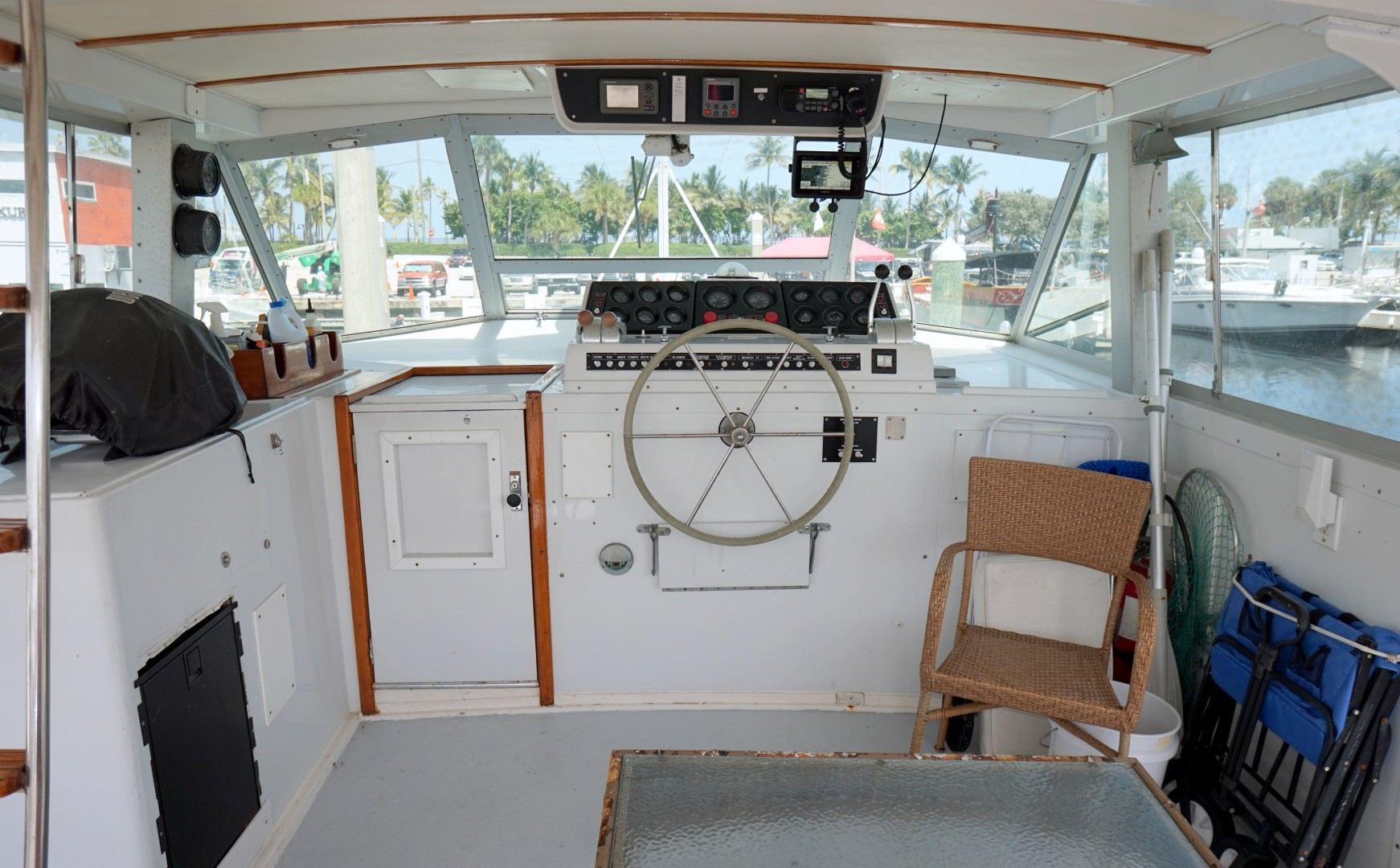 Bertram-Flushdeck 1975-Bravo Fernandina Beach-Florida-United States-1602098 | Thumbnail