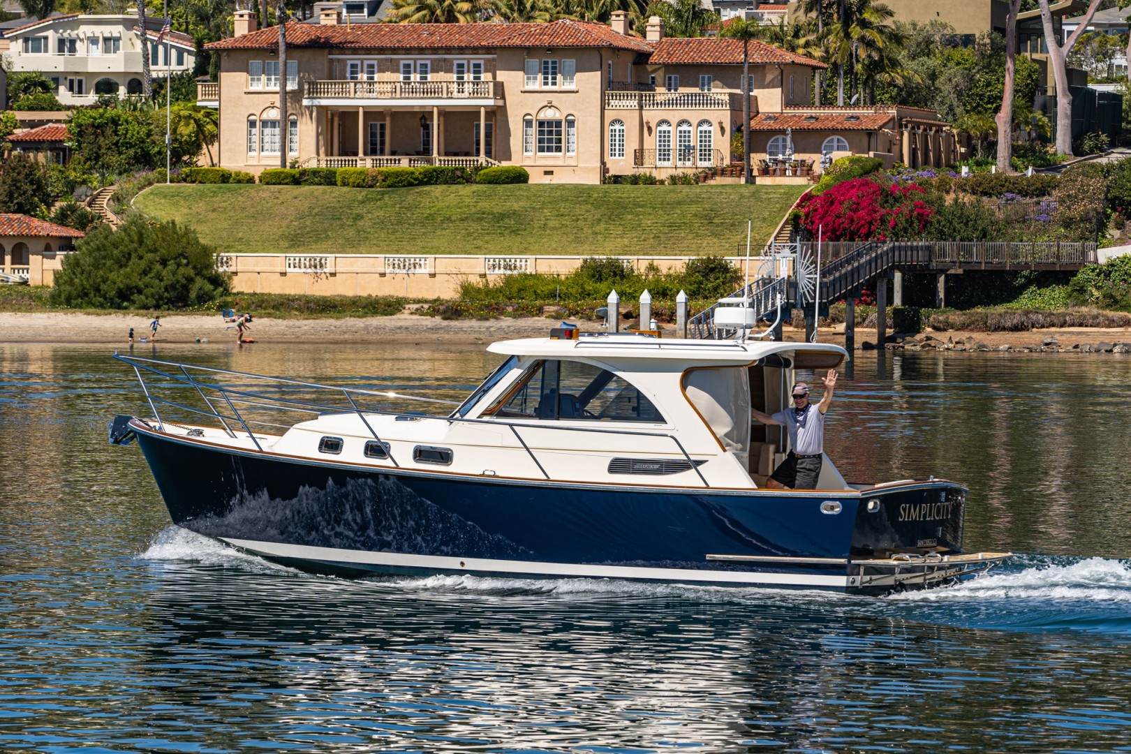 Picture Of: 32' Legacy Express 32 2007 Yacht For Sale | 1 of 37