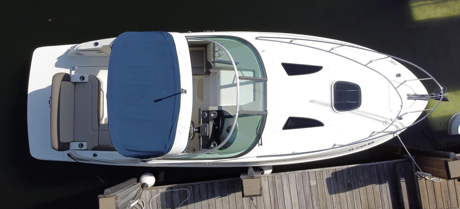 Sea Ray 2015-KREBUS Boca Raton-Florida-United States-Deck layout-1604818 | Thumbnail
